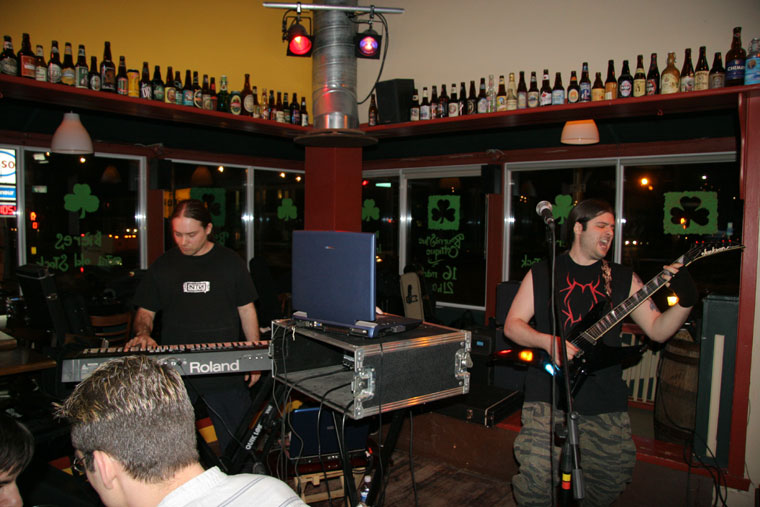 Metatronik - Gambrinus - March 21, 2006